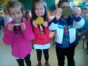 F. Medallas Olímpicas