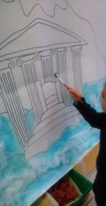 H. Mural del Olimpo (1)