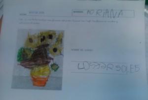 13. Cuadro Los Girasoles. 6 feb (021)