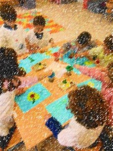 13. Cuadro Los Girasoles. 6 feb (2)