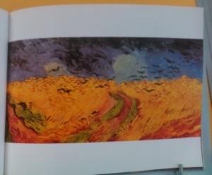 17. Encontramos un cuadro de Van Gogh en el libro de Rodrigo... (2)