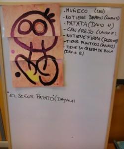 30. Autorretrato de Joan Miró 10 marzo (1)